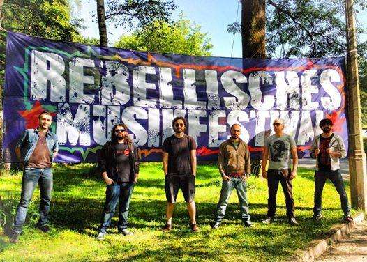 Nuju Rebellisches Musikfestival