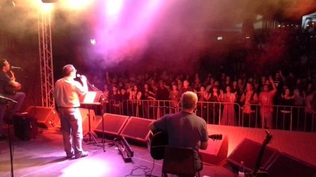 Grup Yorum Rebellisches Musikfestival