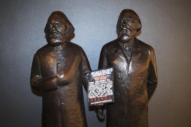 Marx Engels RMF