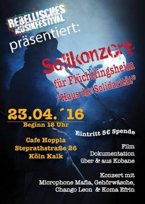 Solikonzert RMF Köln